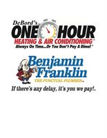Benjamin Franklin Plumbing and Debord's One Hour HVAC