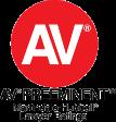 AV Preeminent rating