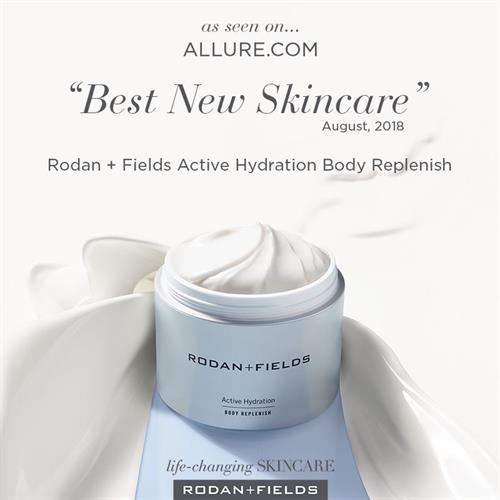 Active Hydration Body Replenish Cream