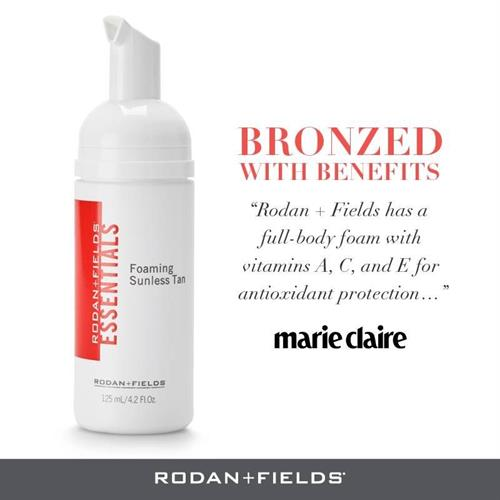 Foaming Sunless Tanner