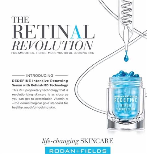 Intensive Renewing Serum with Retinal