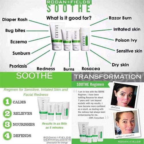 For Sensitive Skin - Soothe Regimen