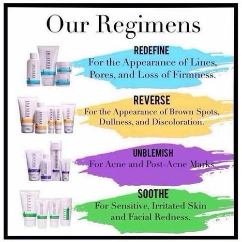Rodan + Fields has 4 Different Regimens for All Skin Concerns