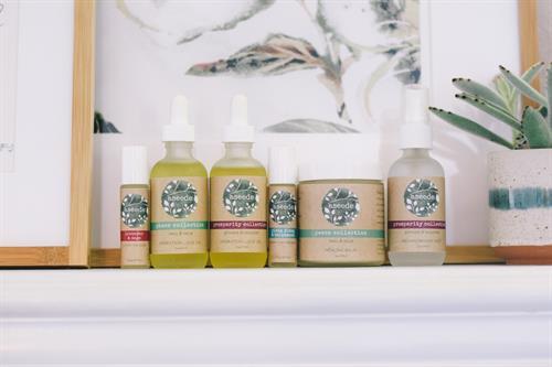 aseede aromatherapy skincare