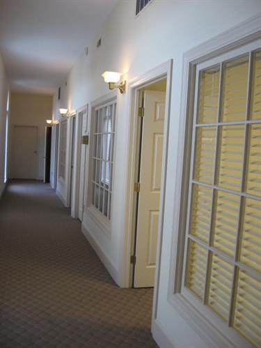 interior hallway