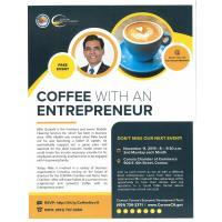 Coffee with an Entrepreneur - Mike Quraishi