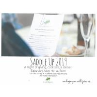 2019 Saddle Up for Pediatric Therapy