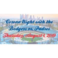 "Corona Night with the Dodgers - ""Welcome Home, Joe Kelly"""