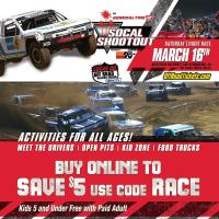 Lucas Oil Off Road General Tire SoCal Shootout presented by K&N Filters