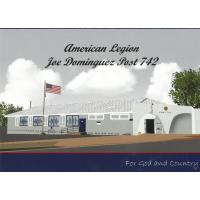 72nd Anniversary of the American Legion Joe Dominguez Post 742
