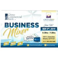 Chino Commercial Bank - Business Mixer