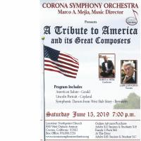 A Tribute to America and its Great Composers