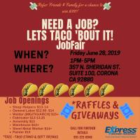 Express Job Fair