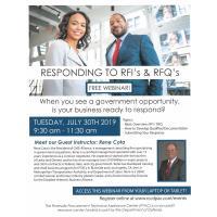 Responding to RFI's & RFQ's