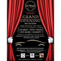 Grand Opening All Magic Paint and Body