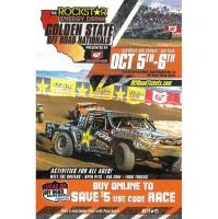 Lucas Oil Off Road Truck Races - The Rockstar Energy Golden State Off Road Nationals Presented by General