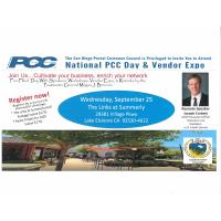 National PCC Day & Vendor Expo
