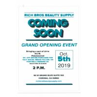Rich Bros Beauty Supply Grand Opening Event