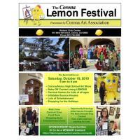 The Corona Lemon Festival