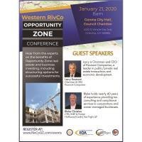 Western RivCo Opportunity Zone