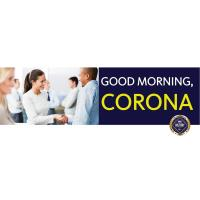 Good Morning, Corona! September 18, 2020