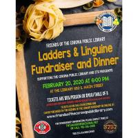 Ladders & Linguine Fundraiser and Dinner
