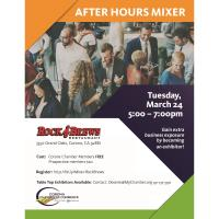 **CANCELED** After Hours Chamber Mixer