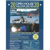Open House and Stem Job Fair
