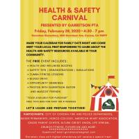 Health & Safety Carnival