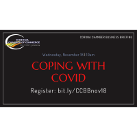 Coping with COVID: Corona Chamber Business Briefing