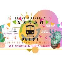 Organic Junkie's Vegan Cerified Farmer's Market