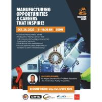 Manufacturing Opportunities and Careers that Inspire (Webinar)
