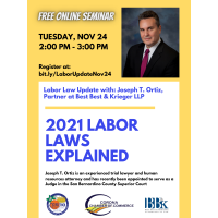 Labor Laws Update
