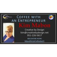 Coffee with an Entrepreneur - Kim Mabon