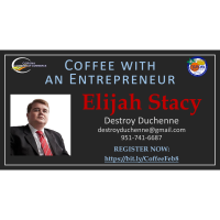 Coffee with an Entrepreneur - Elijah Stacy