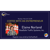 Coffee with an Entrepreneur: Elaine Norland