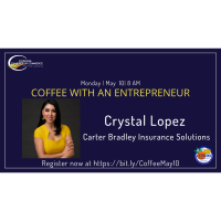 Coffee with an Entrepreneur: Crystal lopez