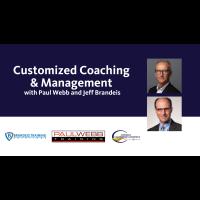 Customized Coaching, Aug 5