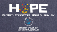 4/24 ABC Hopes Autism Connects Family Fun 5k