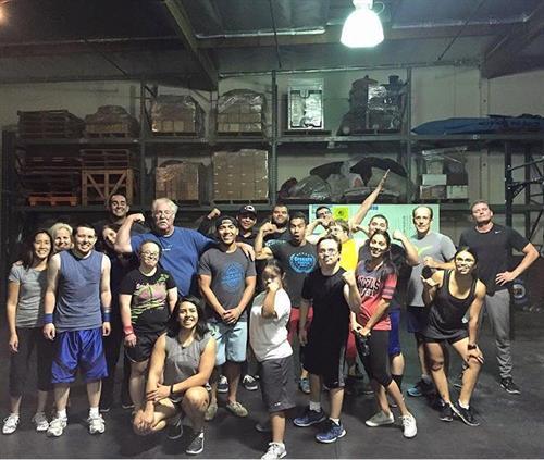 ABC Hopes (dis)ABILITIES Proper Fitness family