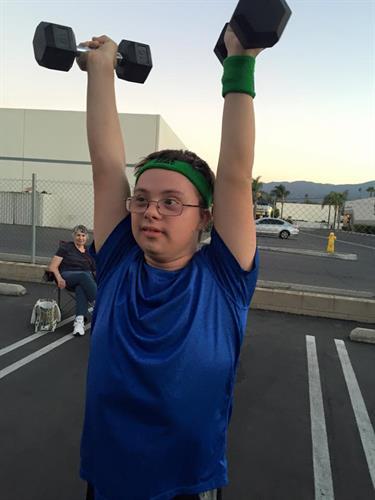 ABC (dis)ABILITIES Proper Fitness