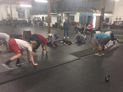 ABC Hopes (dis)ABILITIES Proper Fitness
