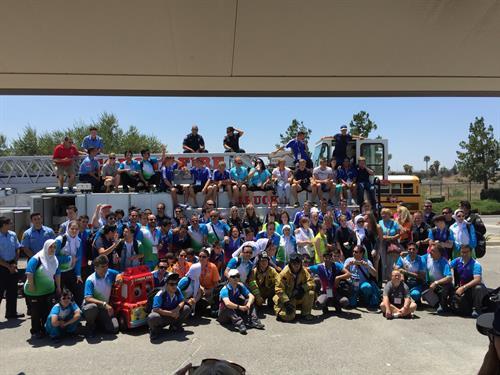 Special Olympics World Games Host Town Corona