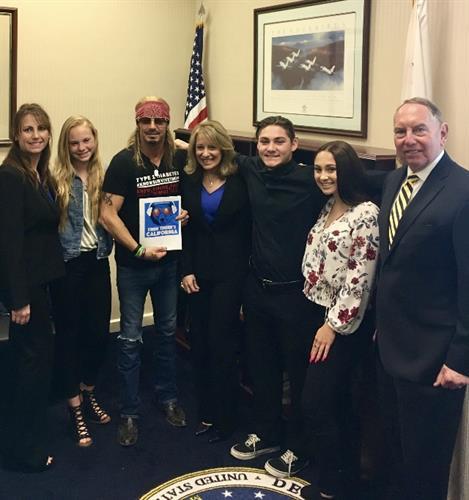 Bret Michaels Supports Senate Bill 138!