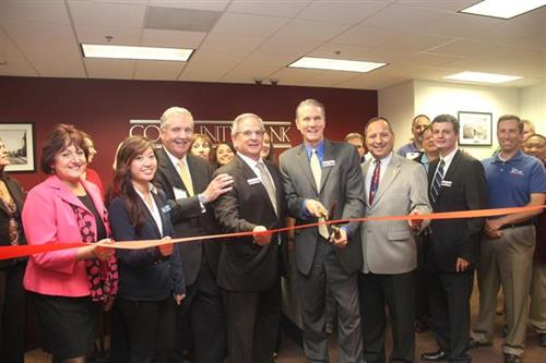 Community Bank Open House-Corona Business Banking Center