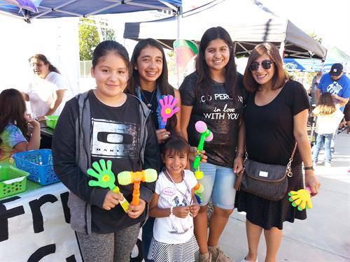 2017 YMCA Preschool Carnival