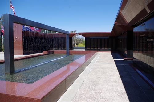 Medal of Honor Memorial (Interior)