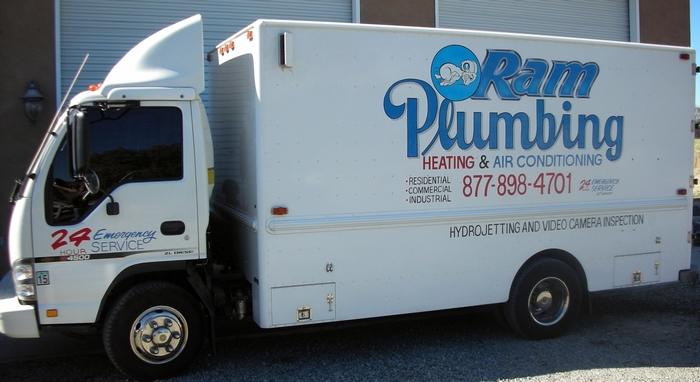 RAM Plumbing Heating & Air Conditioning