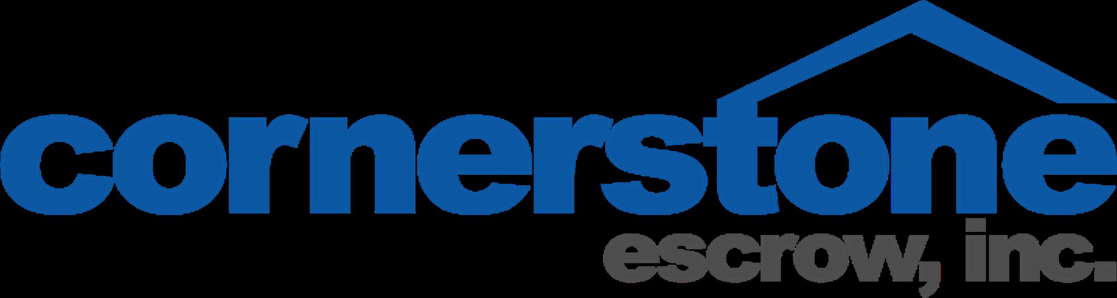Cornerstone Escrow, Inc.