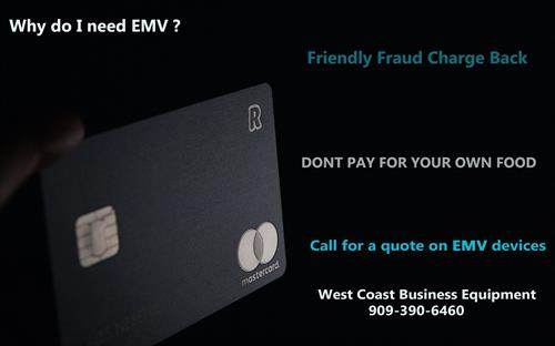 Why restaurant owners need EMV